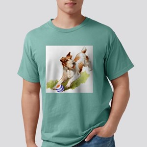 Wire Fox Terrier Mens Comfort Colors® Shirt