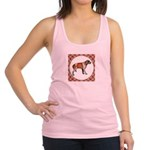 Wirehaired Pointing Griffon Racerback Tank Top