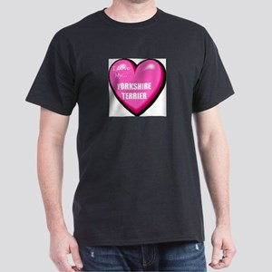 yorkshire-terrier-FIN Dark T-Shirt