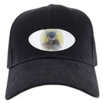 photo-vignette-abyssinian2 Black Cap with Patch