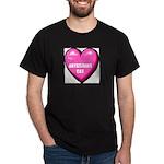 abyssinian-cat-FIN Dark T-Shirt