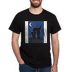 FIN-scaredy-cat Dark T-Shirt