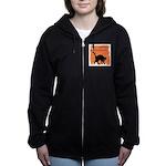 happy-halloween Women's Zip Hoodie