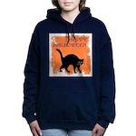 happy-halloween Women's Hooded Sweatshirt