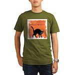 happy-halloween Organic Men's T-Shirt (dark)