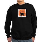happy-halloween Sweatshirt (dark)