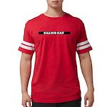 Calico Cat Gifts Mens Football Shirt