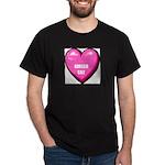 ginger-cat-FIN Dark T-Shirt