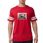 Siamese Cat Gifts Mens Football Shirt