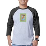 FIN-hang-in-there-baby-greeting Mens Baseball Tee