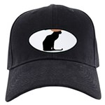 FIN-cinco-de-meow Black Cap with Patch