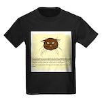 cats-diary Kids Dark T-Shirt