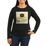 cats-diary Women's Long Sleeve Dark T-Shirt