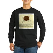 cats-diary Long Sleeve Dark T-Shirt