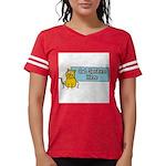 Cat Spoken Here Womens Football Shirt