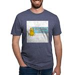Cat Spoken Here Mens Tri-blend T-Shirt