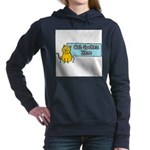 Cat Spoken Here Women's Hooded Sweatshirt