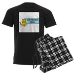 Cat Spoken Here Men's Dark Pajamas