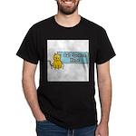 Cat Spoken Here Dark T-Shirt