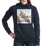 too-many-cats Women's Hooded Sweatshirt