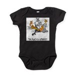 cathouse Baby Bodysuit