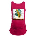 FIN-schrodingers-cat Maternity Tank Top