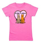 FIN-be-kind-to-animals Girl's Tee