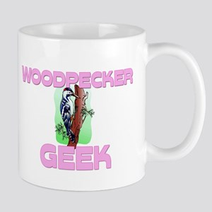 Woodpecker Geek Mug