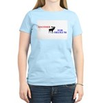 Moose for Obama '08 Women's Light T-Shirt