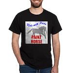 Paint Horse Pride Dark T-Shirt