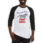 Paint Horse Pride Baseball Tee