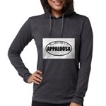 Appaloosa Horse Gifts Womens Hooded Shirt