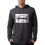 Appaloosa Horse Gifts Mens Hooded Shirt