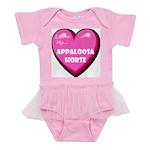 appaloosa-horse-FIN Baby Tutu Bodysuit