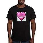 appaloosa-horse-FIN Men's Fitted T-Shirt (dark)