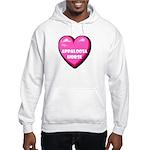appaloosa-horse-FIN Hooded Sweatshirt