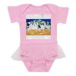 Appaloosa-Dance Baby Tutu Bodysuit