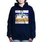 Appaloosa-Dance Women's Hooded Sweatshirt