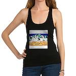 Appaloosa-Dance Racerback Tank Top