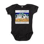 Appaloosa-Dance Baby Bodysuit