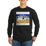 Appaloosa-Dance Long Sleeve Dark T-Shirt