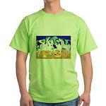 Appaloosa-Dance Green T-Shirt