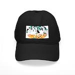 Appaloosa-Dance Black Cap with Patch