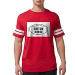 Breton Horse Gifts Mens Football Shirt