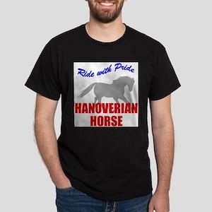 rwp-hanoverian-horse Dark T-Shirt