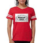 Mountain Horse Gifts Womens Football Shirt
