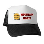 Mountain Horse Gifts Trucker Hat
