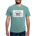 Quarter Horse Mens Comfort Colors® Shirt