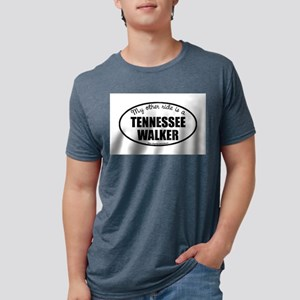 Tennessee Walking Horse Gifts Mens Tri-blend T-Shi