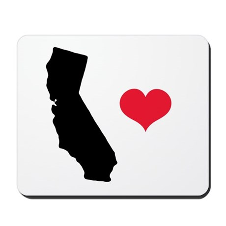 California Love Mousepad